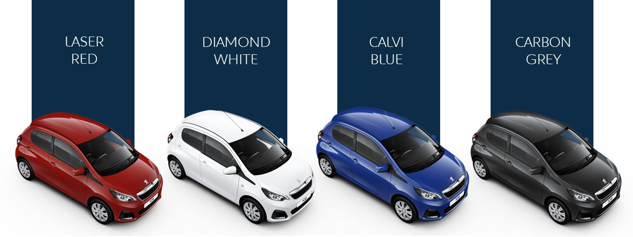 Peugeot 108 Active available with 0% APR!