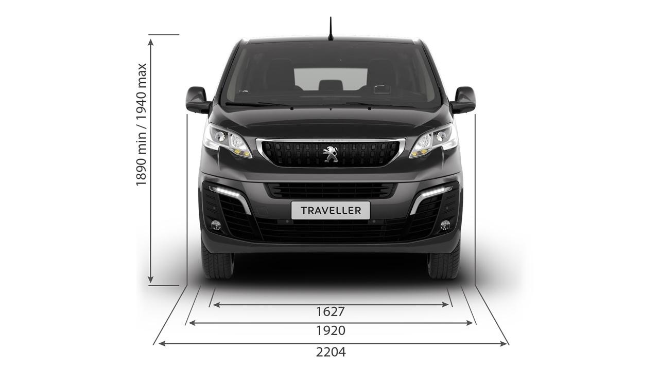 technical information peugeot traveller peugeot uk. Black Bedroom Furniture Sets. Home Design Ideas