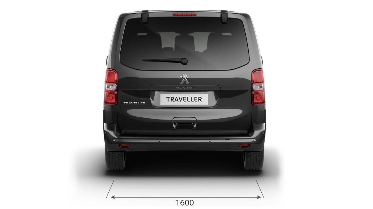 New Traveller width