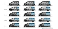 Peugeot Traveller boot dimensions