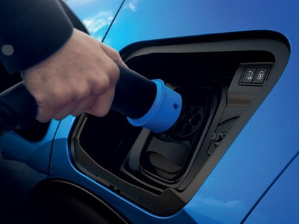 All-new Peugeot e-2008 SUV - charging
