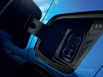 All-new Peugeot e-2008 SUV - charging point