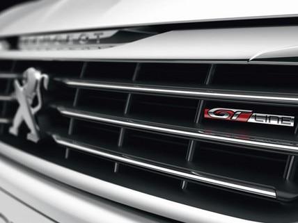 308 GT Line sport styling