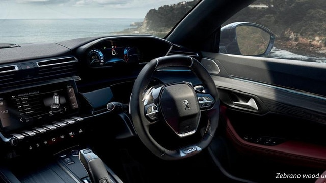 All-new Peugeot 508 SW interior