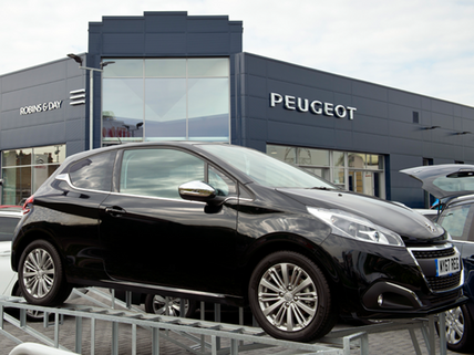 Peugeot 208 for Scrappage Scheme