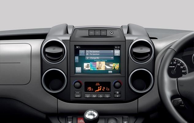 Interior Comfort | Peugeot Partner Tepee | Peugeot UK