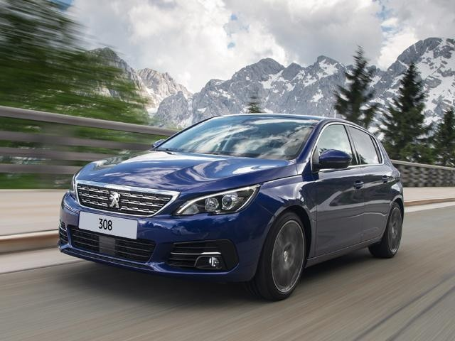 Peugeot 308 for BlueHdi Engine