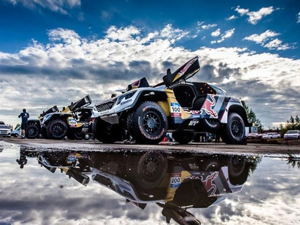 Peugeot 3008 DKR Dream Team