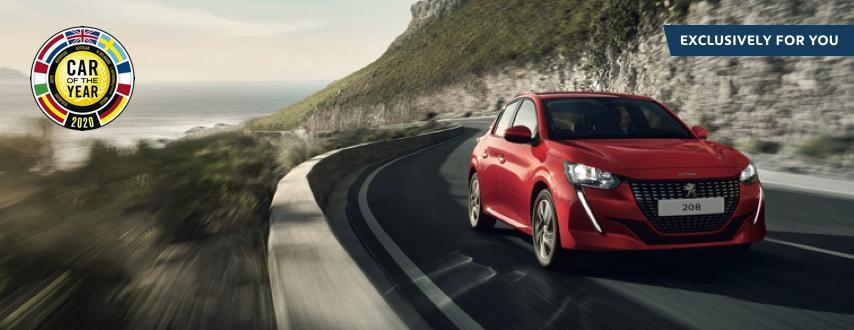 PEUGEOT-Exclusively-For-You-Offers-208