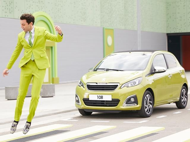 Peugeot 108 Top! - Ready for your First Car?