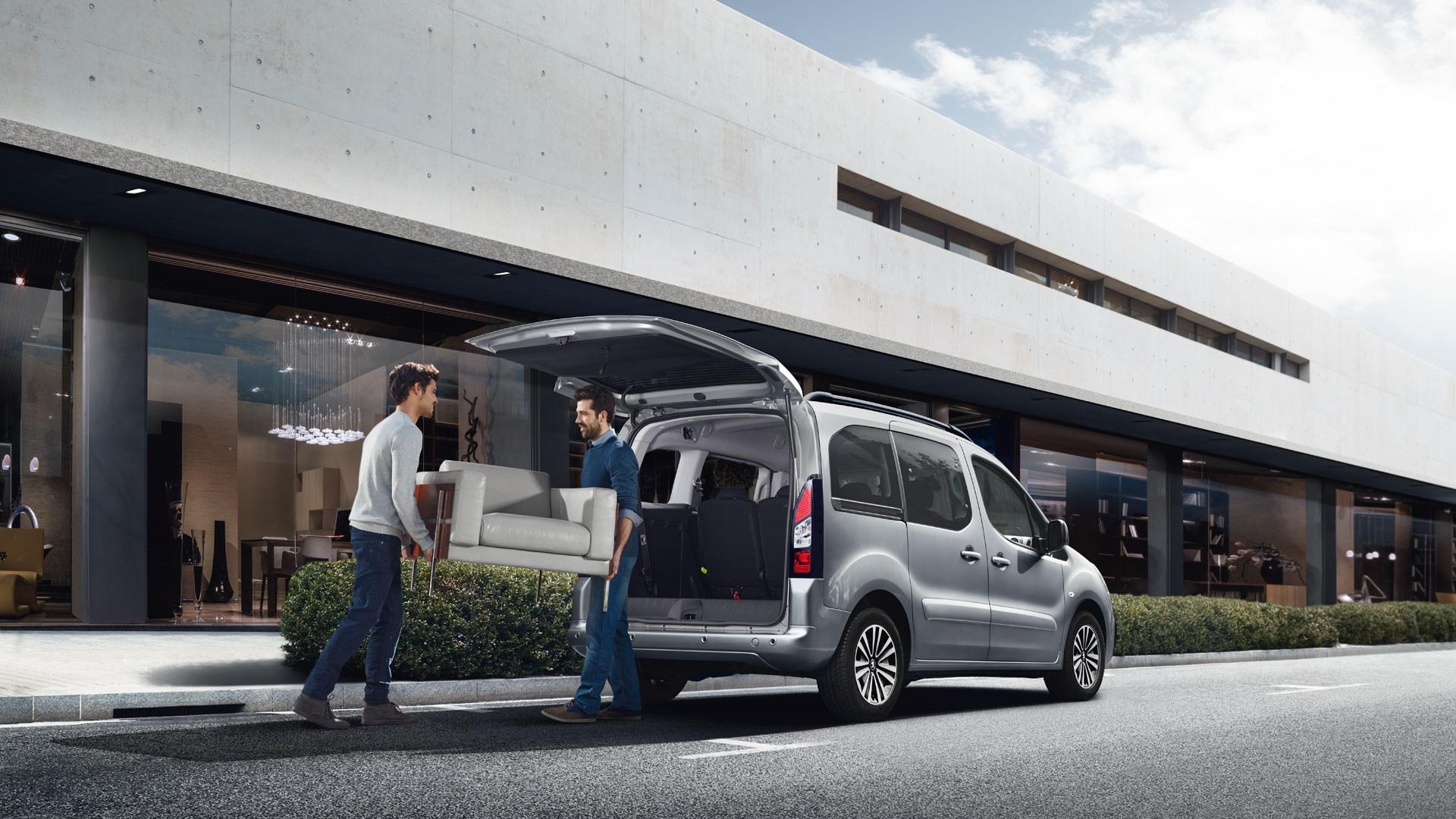 Peugeot Partner Tepee Uk Expert Van Fuse Box Location Optional At Additional Cost