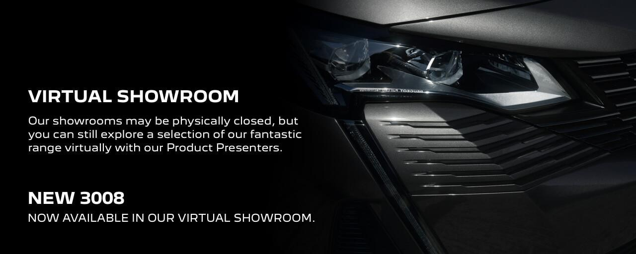 Peugeot Virtual Showroom