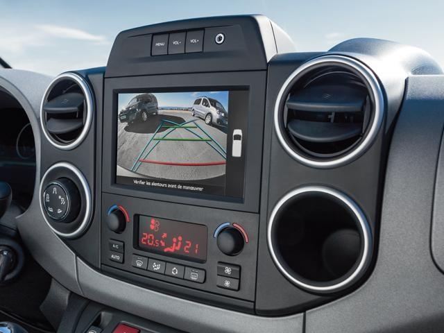 Peugeot Partner Tepee technology