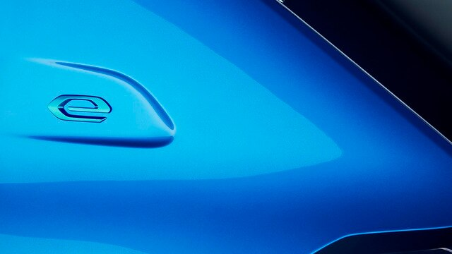 NEW PEUGEOT 208 ELECTRIC – Monogramme e