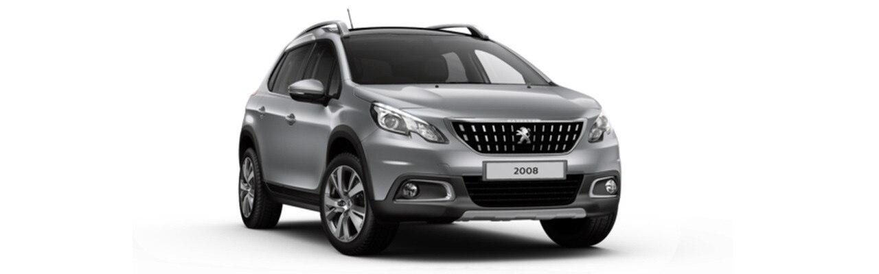 Peugeot 2008 SUV Allure Premium Cumulus Grey
