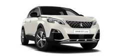New PEUGEOT 3008 SUV GT Line