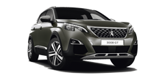 New PEUGEOT 3008 SUV GT