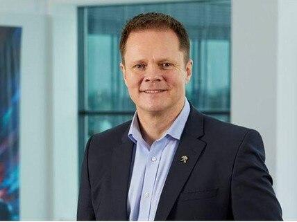 David Peel: Managing Director PEUGEOT UK