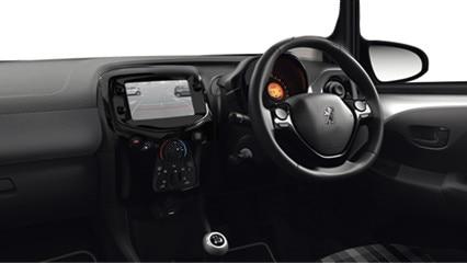 Peugeot 108 Technology Small