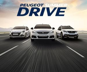 Peugeot Summer Drive Click Here