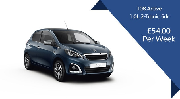 Peugeot 108 Active Semi Automatic Offer