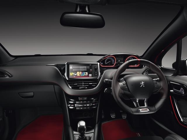 208 GTi by PS driving experience