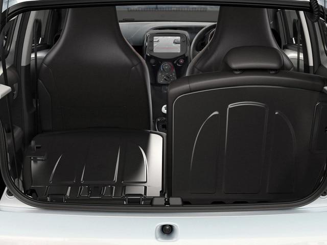 Peugeot 108 Interior Seats