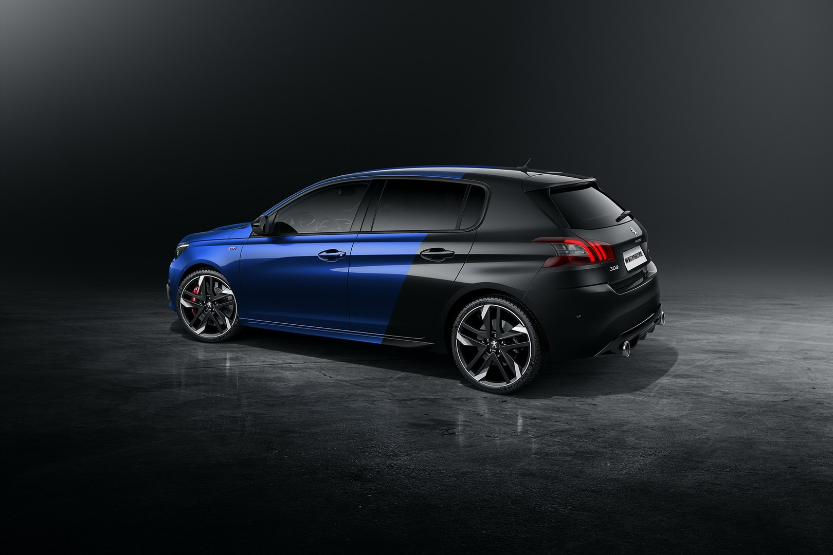 new peugeot 308 gti by peugeot sport discover the. Black Bedroom Furniture Sets. Home Design Ideas