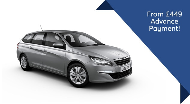 308 sw motability offer