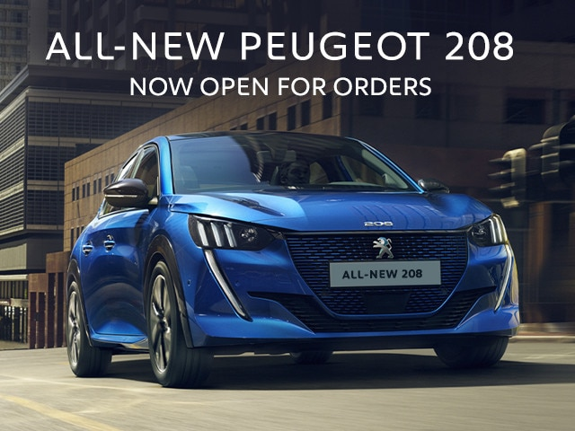 All-new PEUGEOT 208 - Petrol, Diesel or Electric