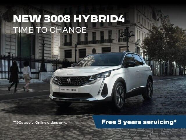 3008 hybrid