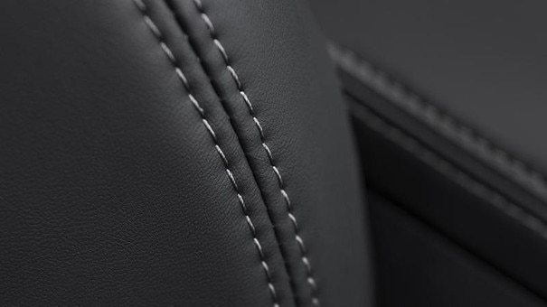The new SUV PEUGEOT 3008: Leather detailing