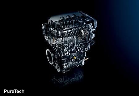 PEUGEOT 3008 HYBRID4 SUV: Petrol engine