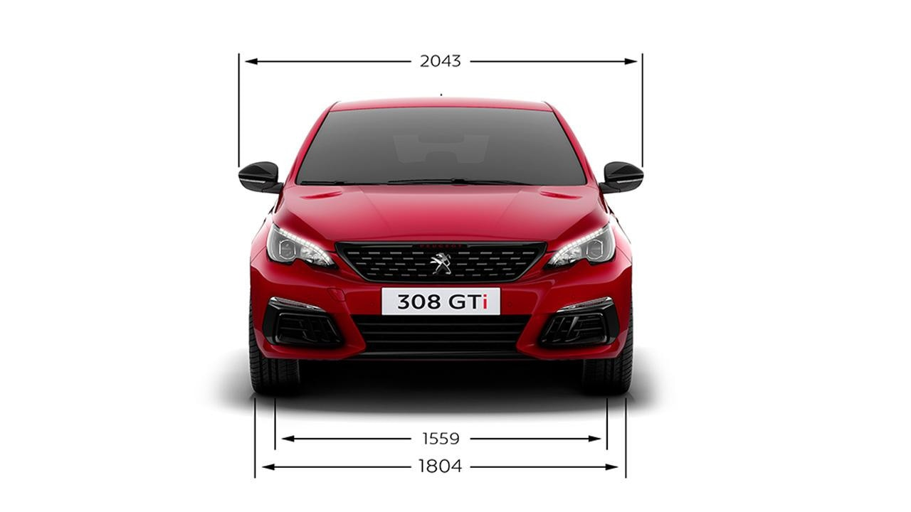 new peugeot 308 gtipeugeot sport | technical information