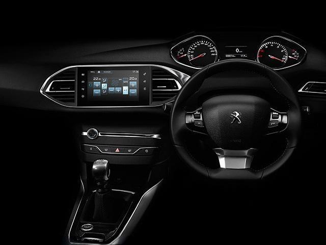 Peugeot 308 R concept i-cockpit