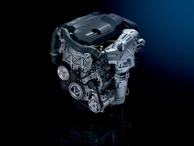 Peugeot petrol engine 2018