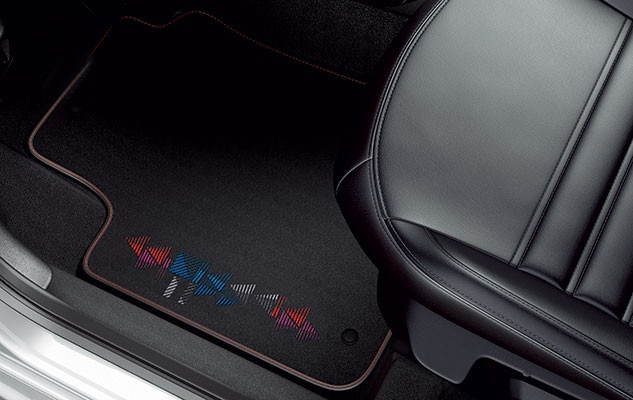 Peugeot 108 Playlist interior mat