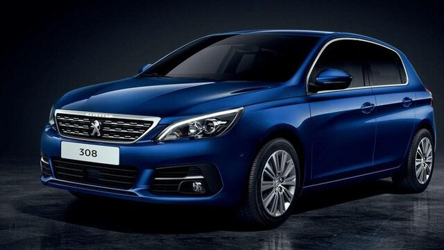 Peugeot 308 5-door - Great hatchback car