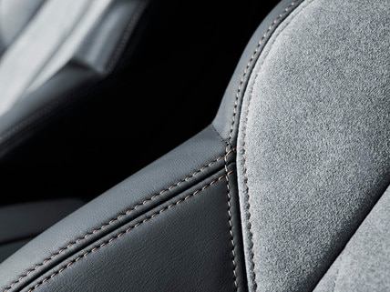 PEUGEOT PLUG-IN HYBRID: Exclusive trim Alcantara® Gris Gréval