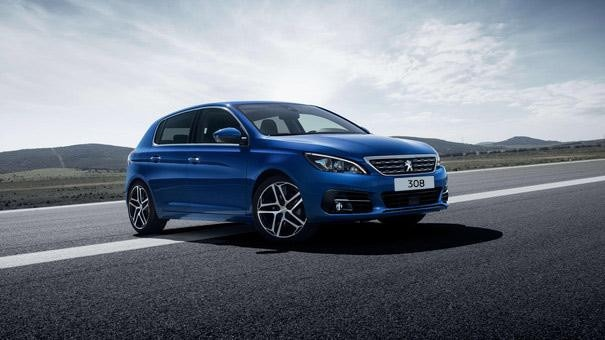 New Peugeot 308 Design Colours And Equipment