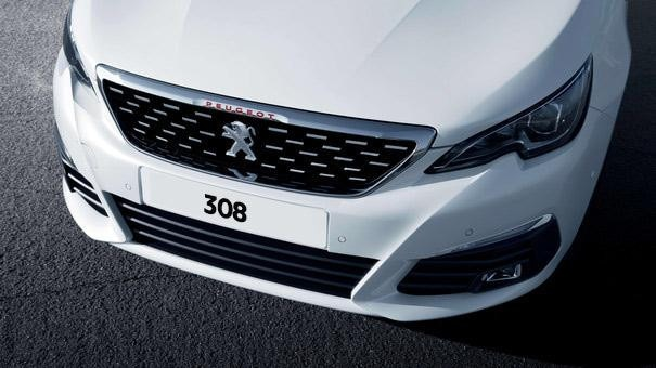 new peugeot 308 | design, colours and equipment