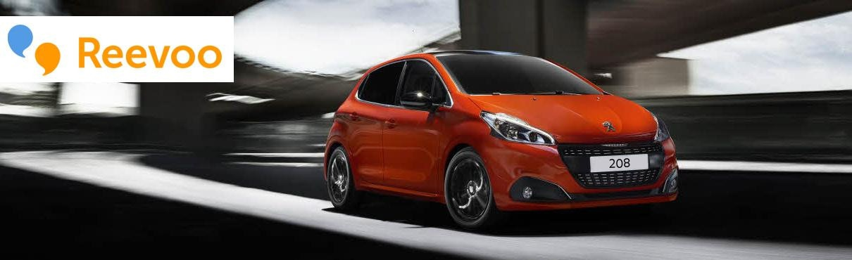 Peugeot 208 Reevoo reviews