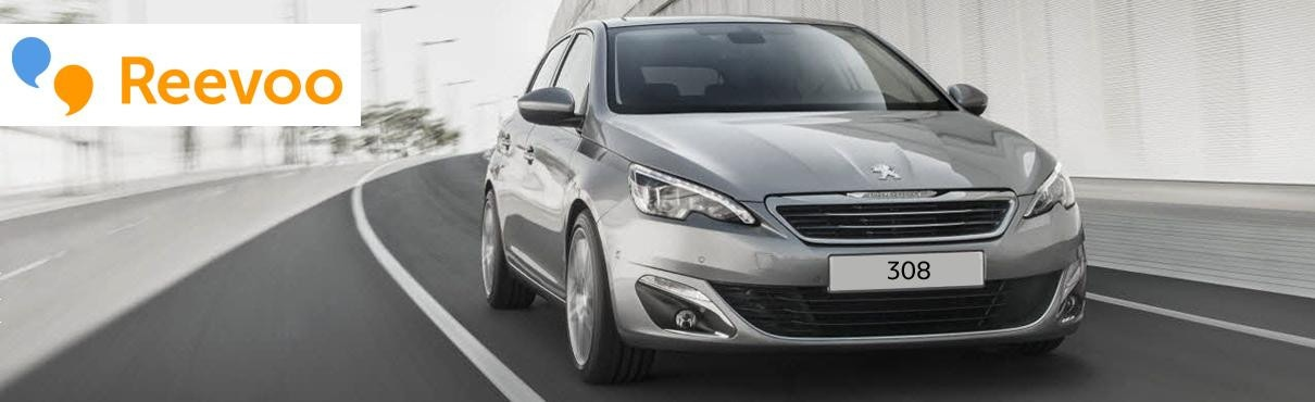 Peugeot 308 Reevoo reviews