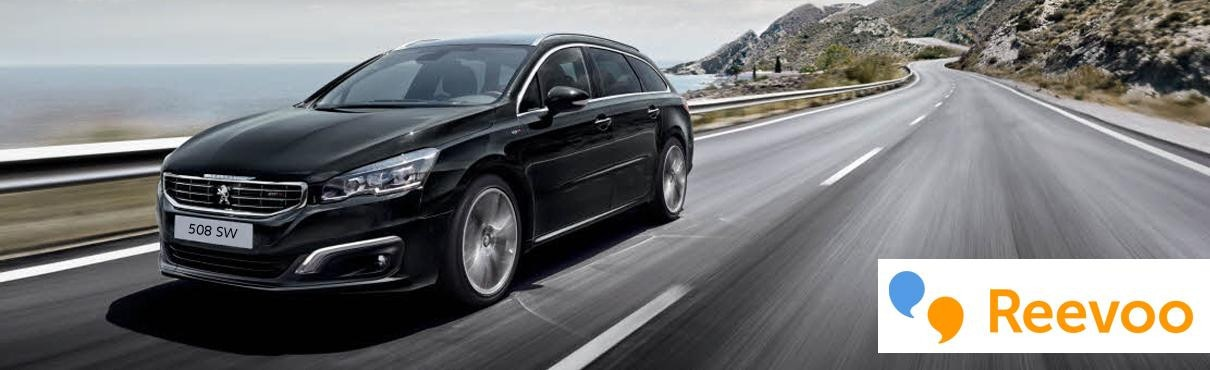Peugeot 508 SW Reevoo reviews