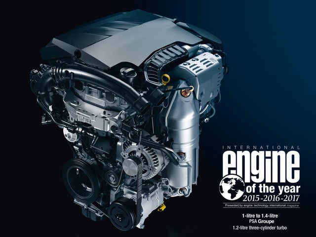 Peugeot 308 PureTech Engines