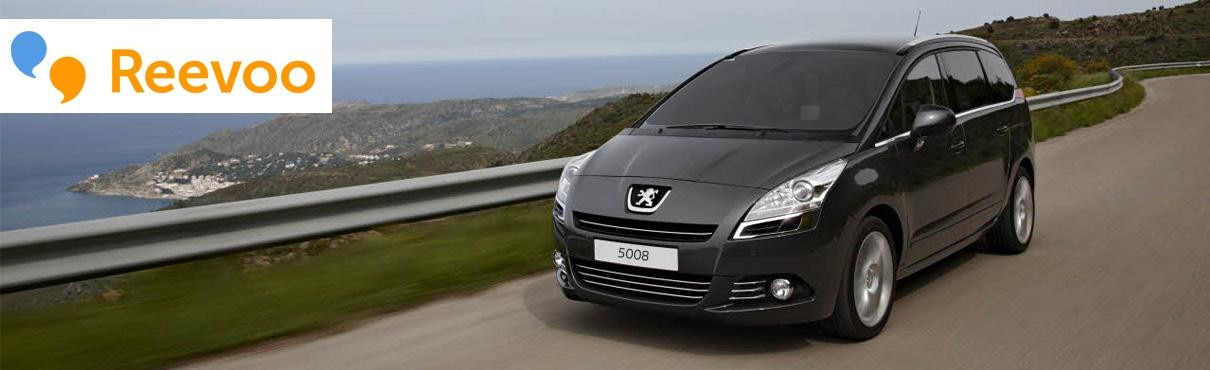 Peugeot 5008 MPV Reevoo reviews