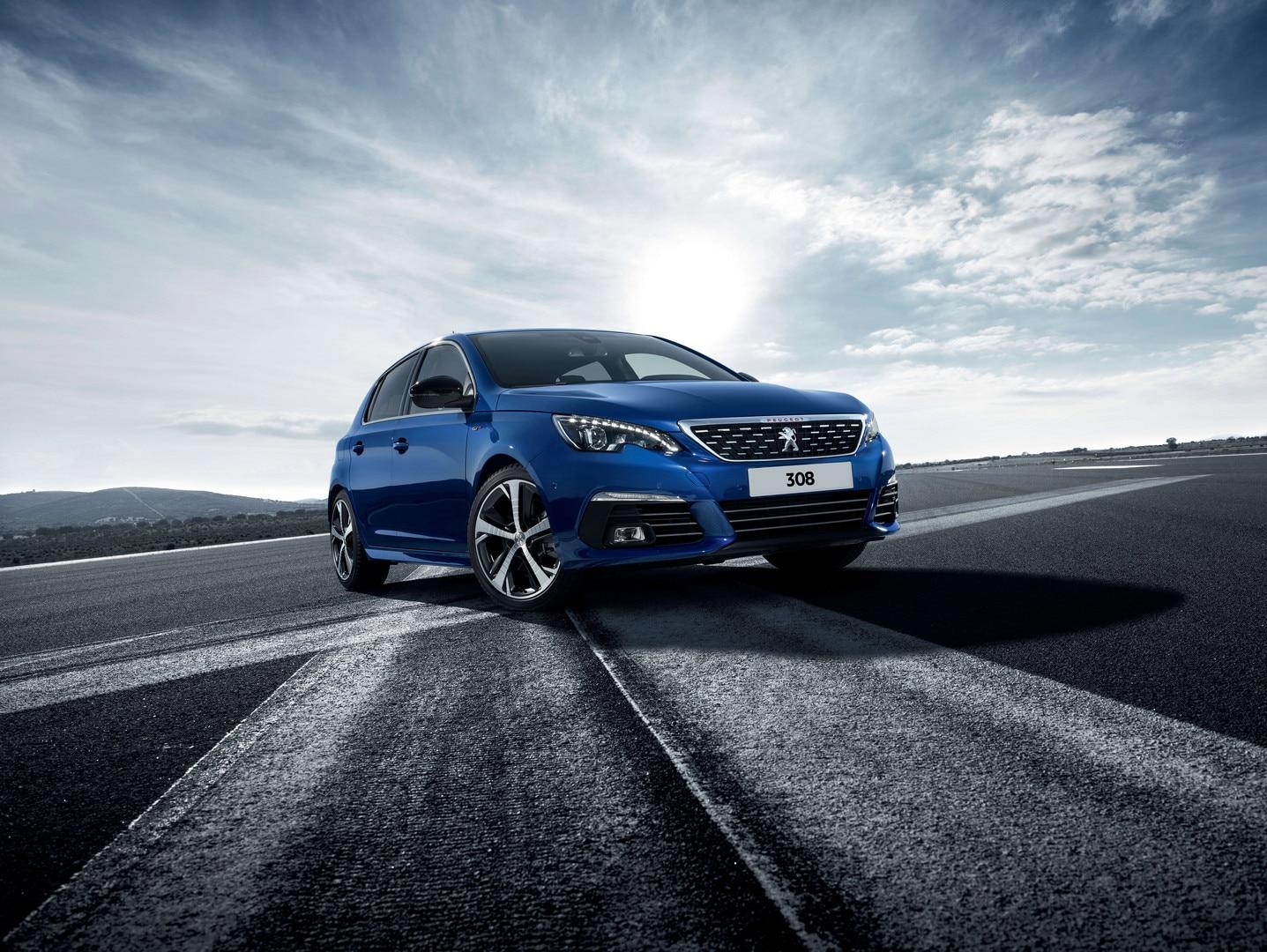 Designed For Driving Pleasure >> Peugeot 308 5-door Hatchback | Peugeot UK