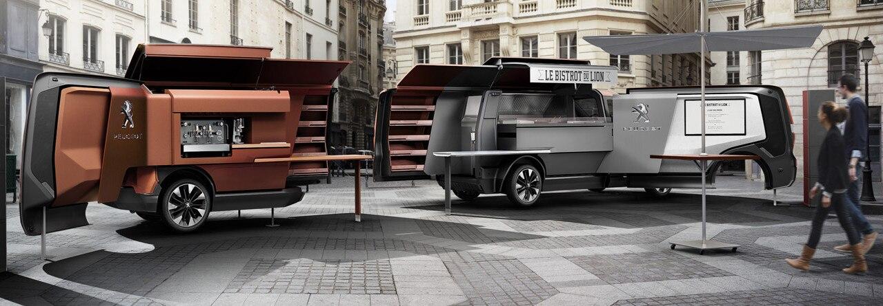 peugeot foodtruck concept cars peugeot uk. Black Bedroom Furniture Sets. Home Design Ideas
