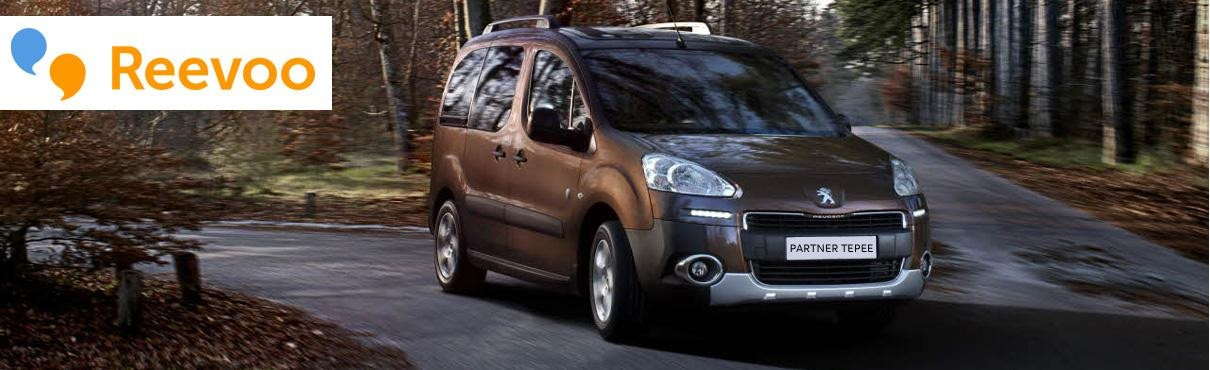 Peugeot Partner Tepee Reevoo reviews