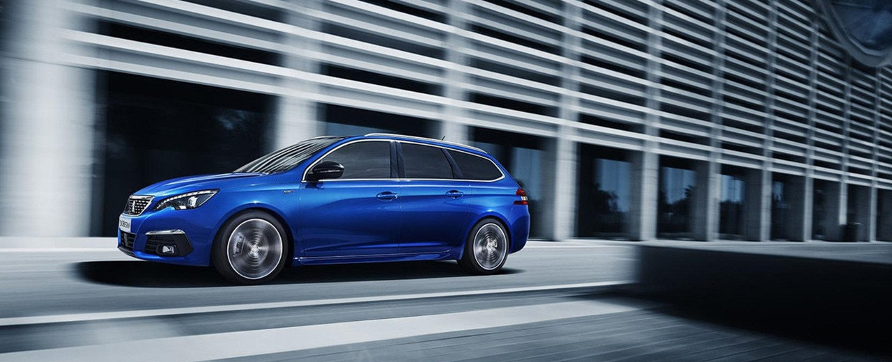 New Peugeot 308 Sw Discover The Family Estate By Peugeot